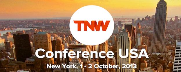 Four European startups presenting at The Next Web USA