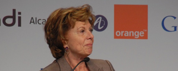 Entrepreneurs create jobs, not politicians – interview with Neelie Kroes