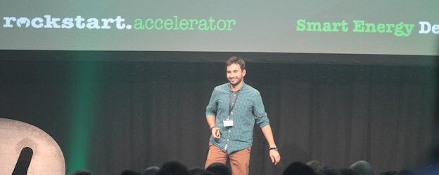 Startups shake up the energy world – Rockstart smart energy demo day