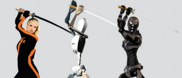 developing humanoid robot animations in motion capture Section 6 describes the motives for developing a system to simulate humanoid robots in our humanoid motion description language, like any other languages our concept of progressive quantized refinement allows a humanoid robot to interact with.