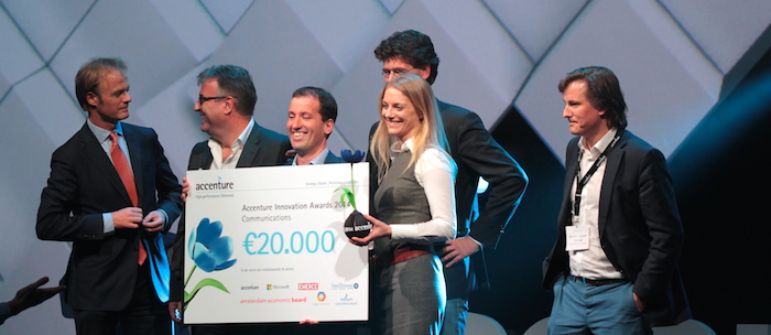 Diversity and quality at the Accenture innovation awards