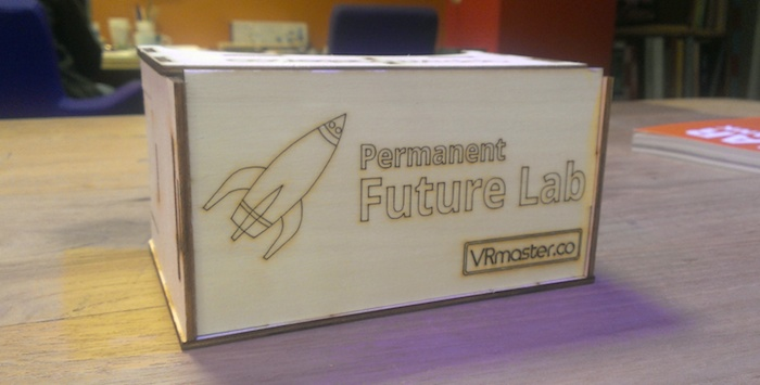 Sharing also works for hardware – permanent future lab