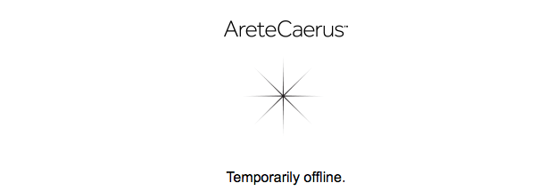 Fintech startup Arete Caerus goes offline and through bankruptcy