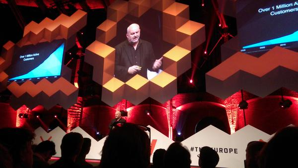 TNW Conference: 'Amsterdam is the tech-place to be' (Day 1)