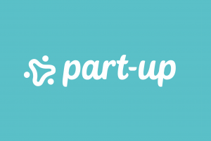 Part-up logo