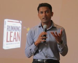 Ash Maurya Amsterdam Lean talk