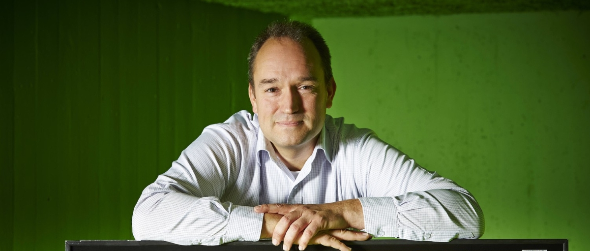 Solease CEO Pierre Vermeulen: 'I always hire people who are better than me'