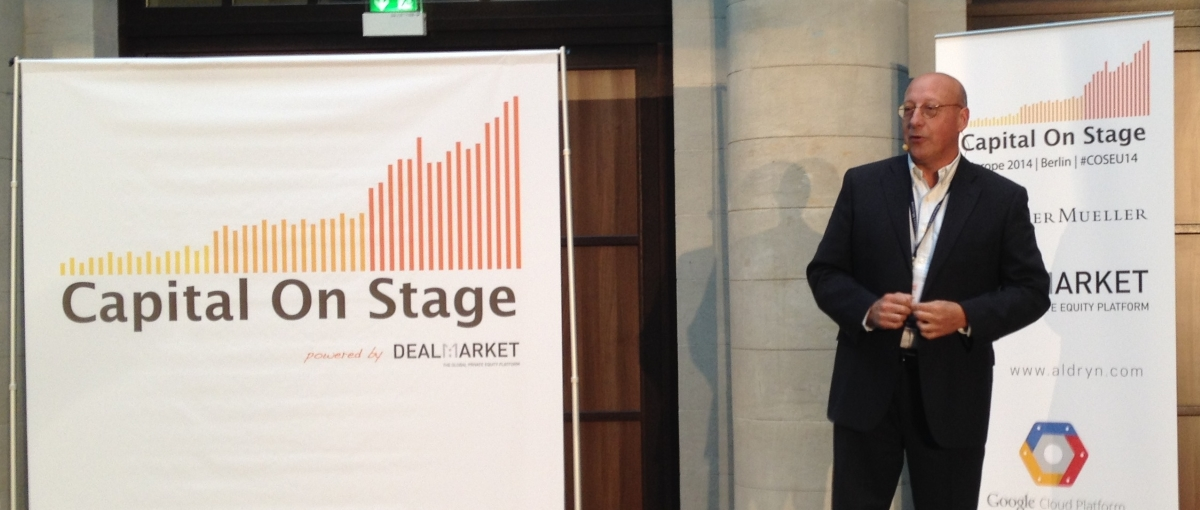 How to raise capital on stage during the Amsterdam Capital Week