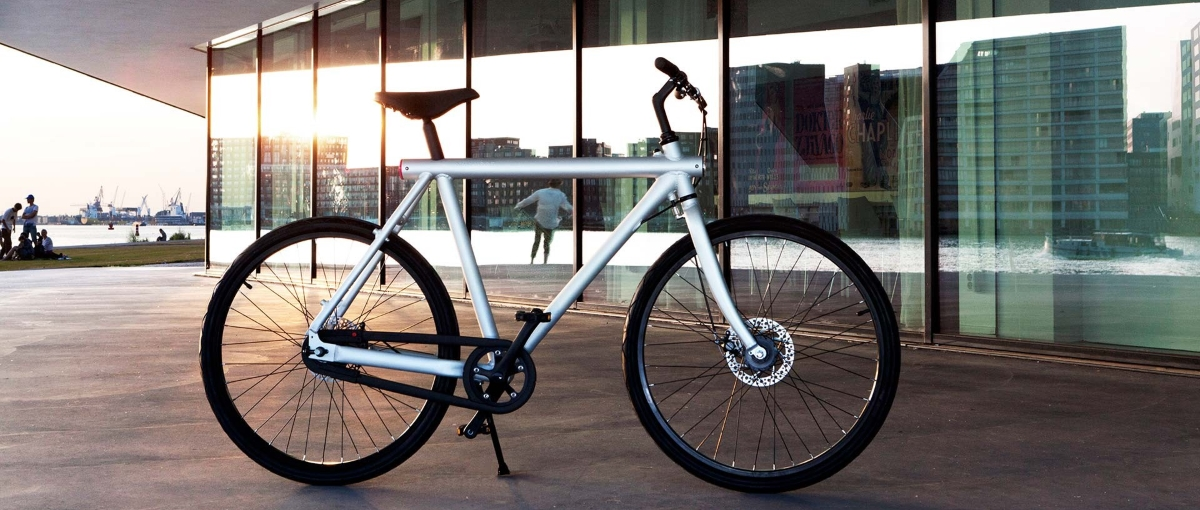 Newventure kicks off with the story of VANMOOF - StartupJuncture