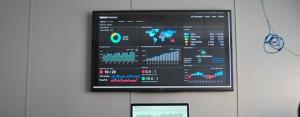 KPI dashboard at Saleduck