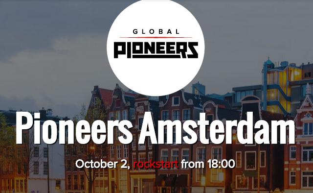 Pioneers Amsterdam