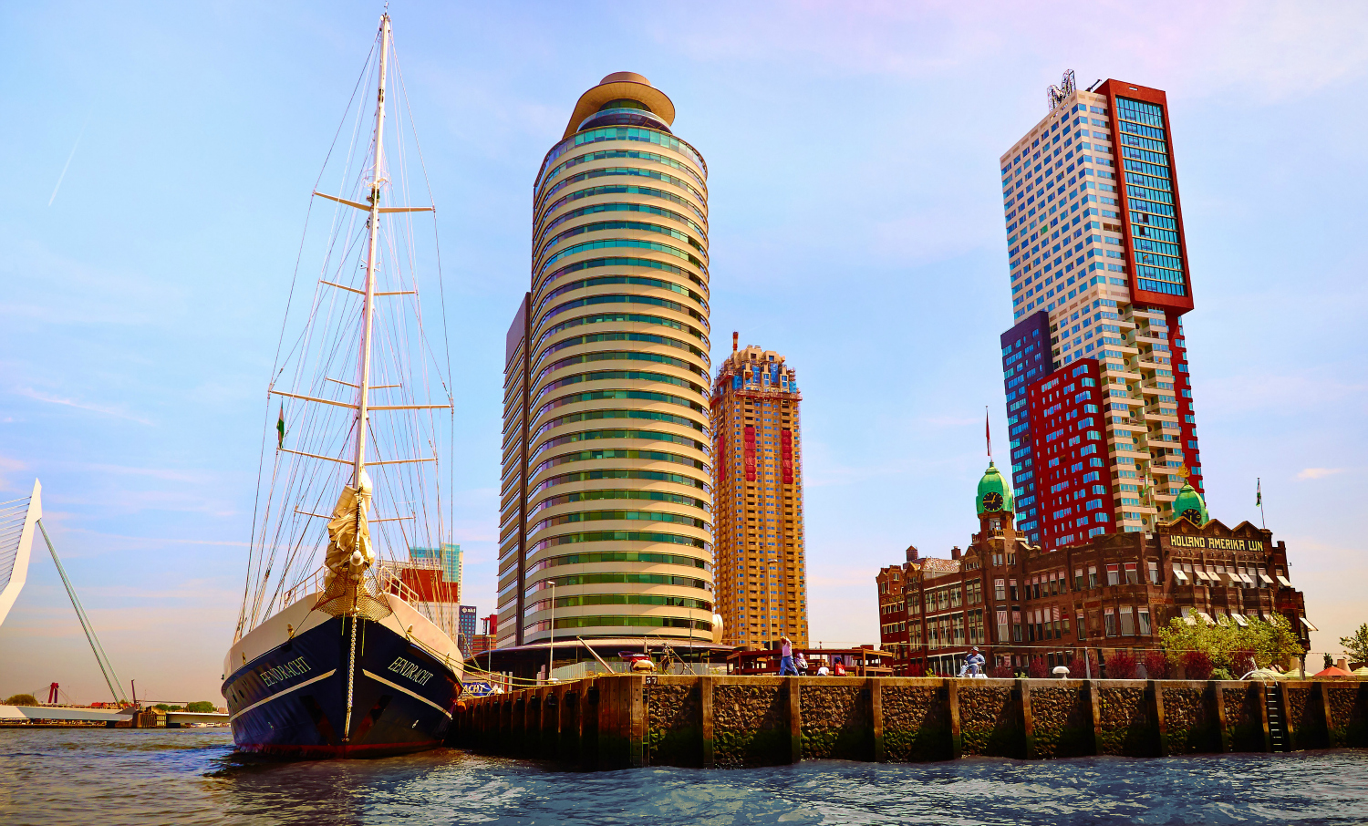 PortXL: a new startup accelerator in the Rotterdam harbour