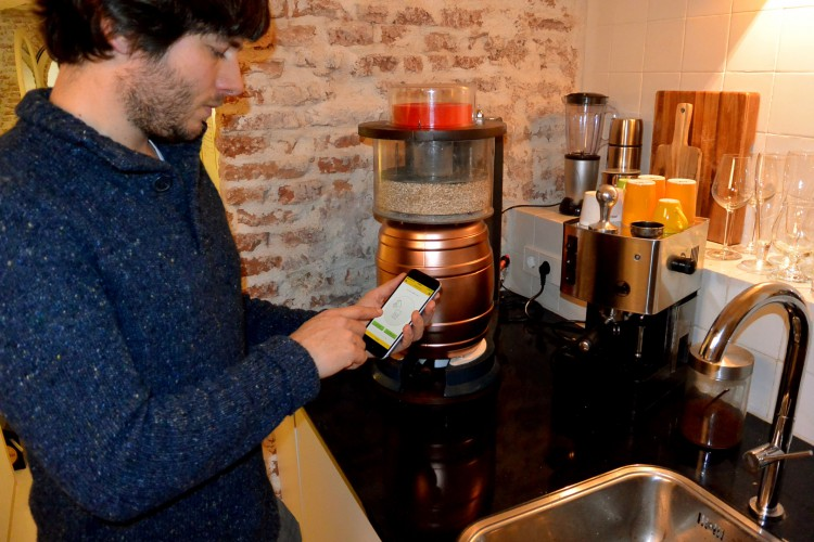 Homebrewing startup Minibrew gets €250k from VOC Capital