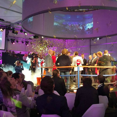 Get in the Ring NL Final winners: Blue Battery, Laevo, Nettcity