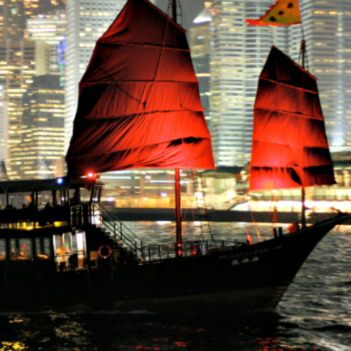 Hong Kong as a port for (Dutch) logistics startups