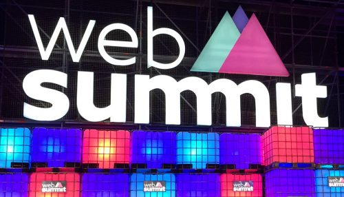 Web Summit: 'Getting inspired by people that want to change the world with tech'