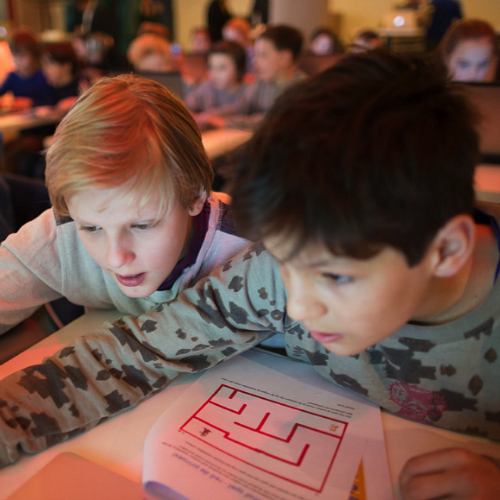 Hour of Code Netherlands (Dec 7-13)