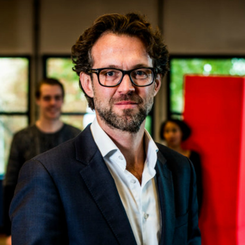Jorg Kop, new director UtrechtInc: Startups should use their 'hug factor'