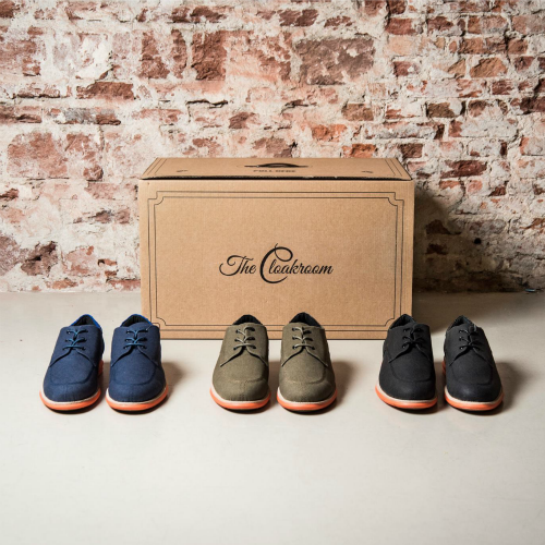 Dutch startup news update: The Cloakroom, Minibrew, Monday morning read
