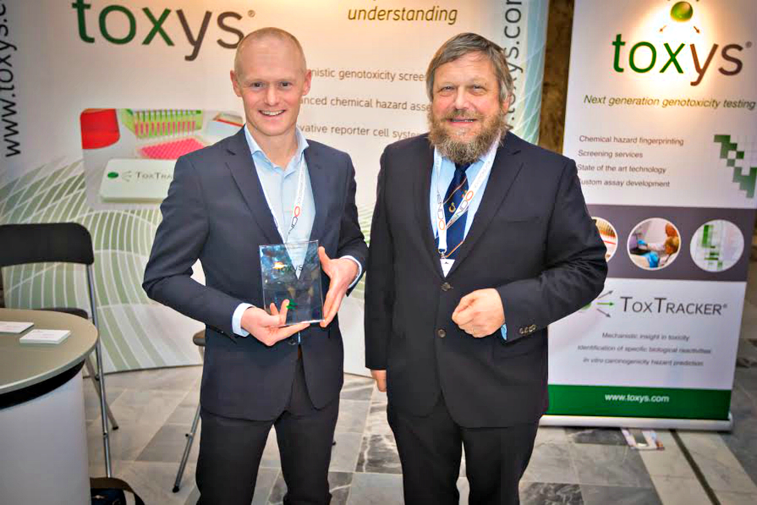Biotech startup Toxys gets series A funding to develop toxicological tests