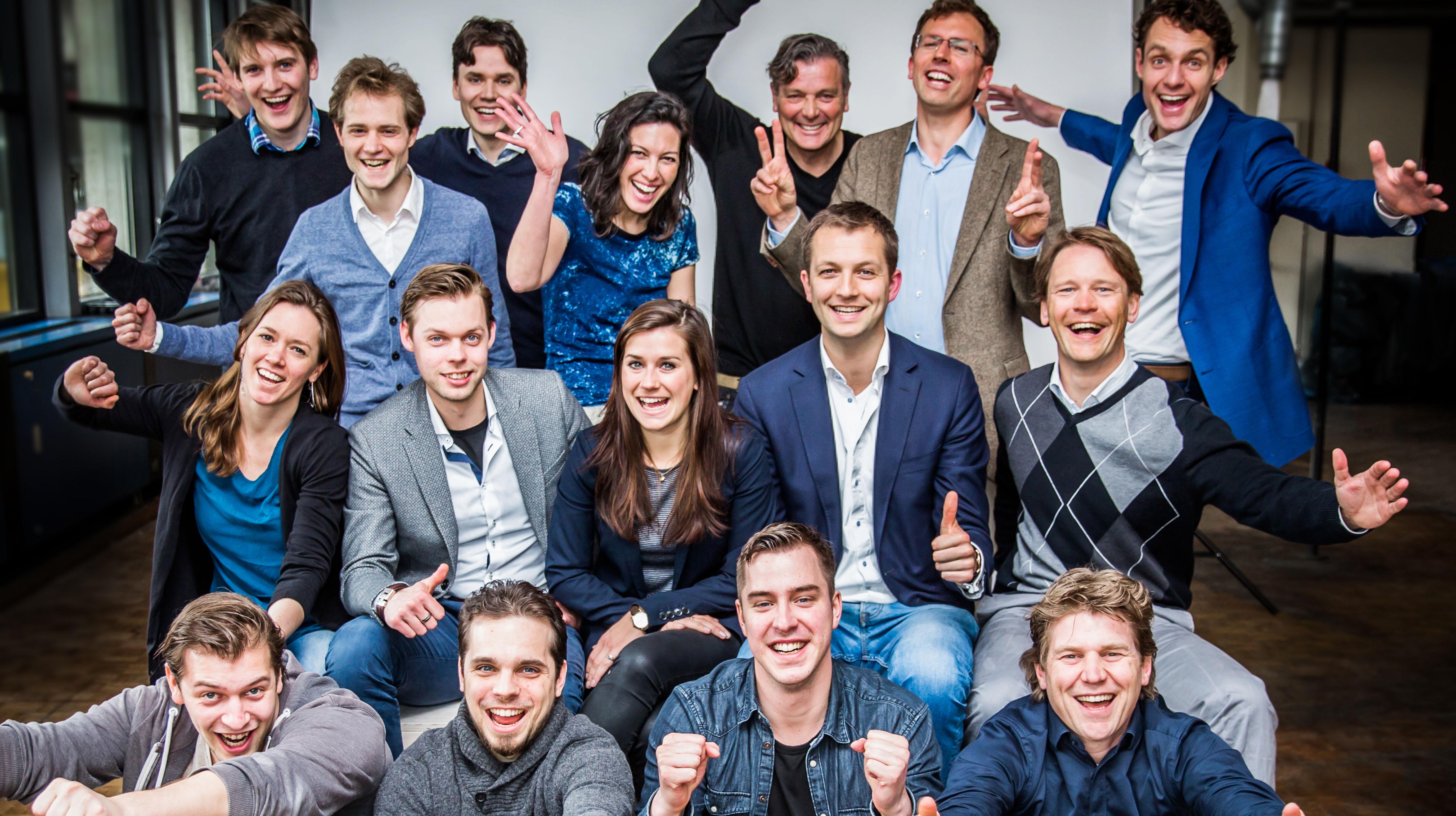 6 new startups in UtrechtInc's Pressure Cooker programme