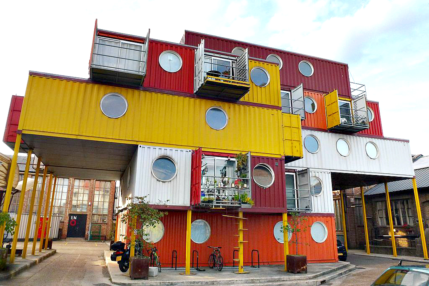 'Startup Village': a new landmark for Amsterdam Science Park