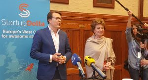Prince Constantijn StartupDelta2020