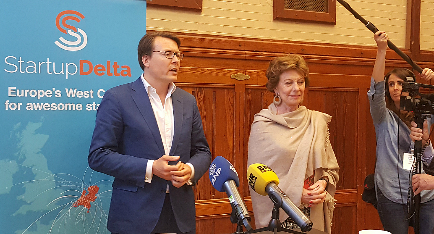 Prince Constantijn new special envoy for startups – StartupDelta2020
