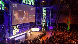 Startup Fest Europe Tim Cook Neelie Kroes