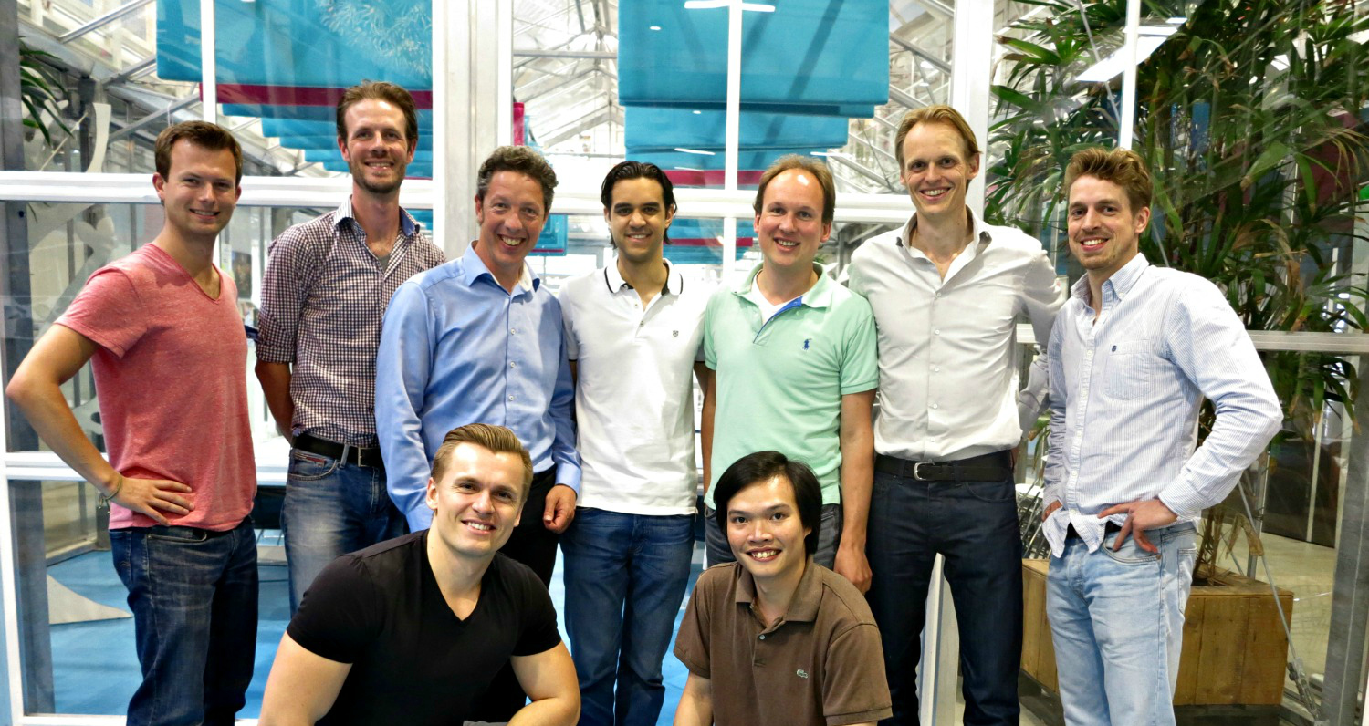 Meet the first 6 startups of YesDelft's new incubation programme