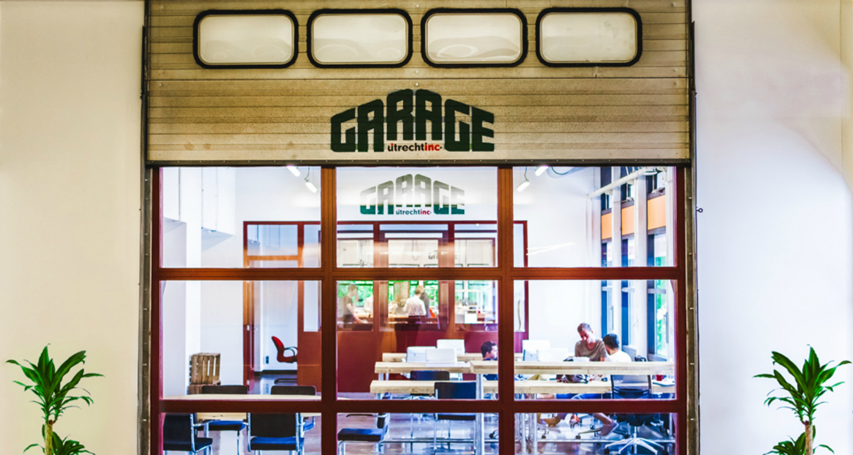 UtrechtInc opens Garage, a pre-incubator for impact startups