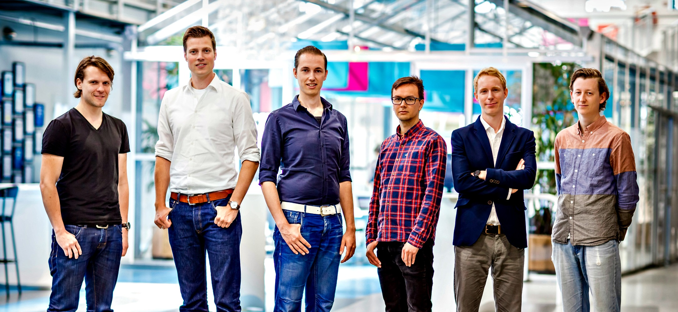 Have a look at 5 new startups in YES!Delft's new incubation programme