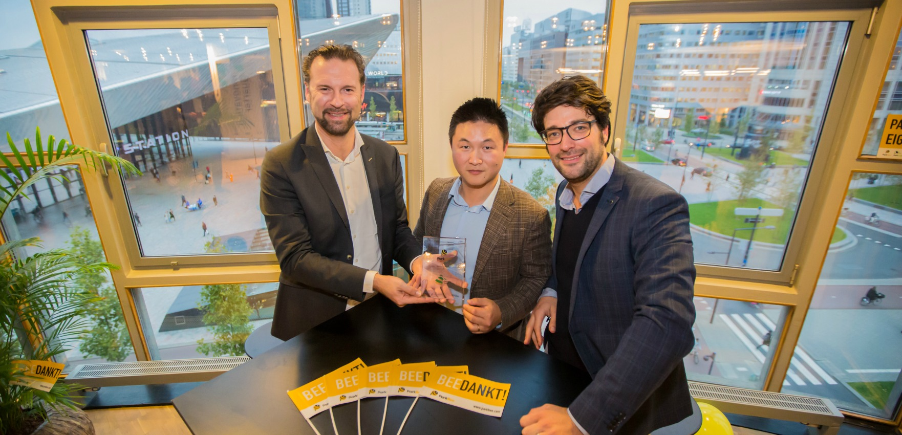 Parkbee gets 1.8 million euro investment to accelerate their UK expansion