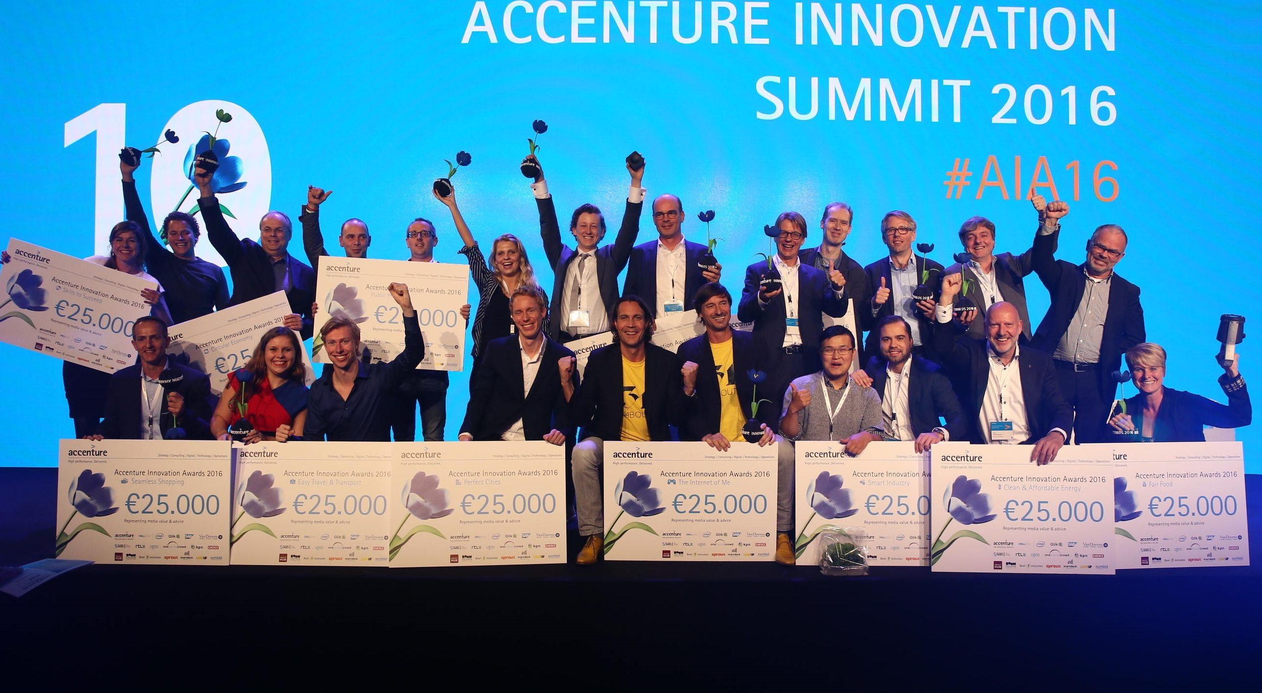 Dutch startup news update: Noviosense, Accenture Innovation Awards