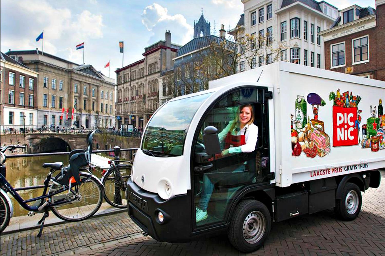 Online supermarket Picnic raises a whopping 100 million euro