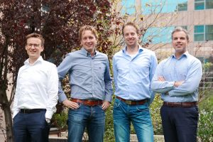 Team ZIVVER founders