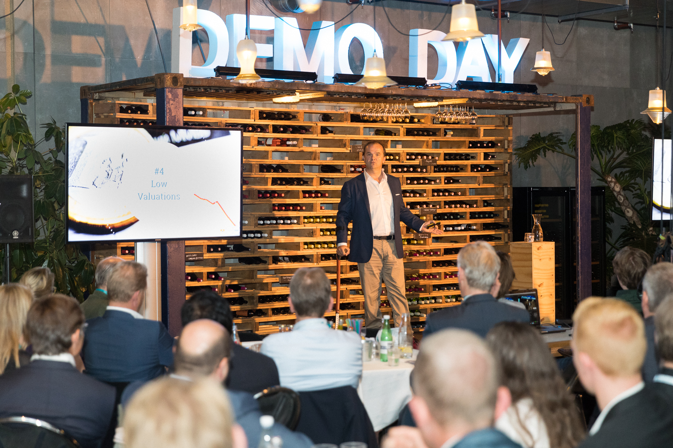Startup Bootcamp Smart City & Living Demoday