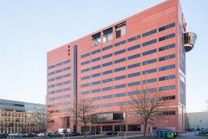 B. Amsterdam opens third location