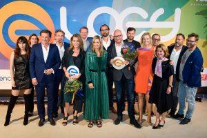 Jouk Pleiter and Danique Wiltink  win LOEY Awards 2017