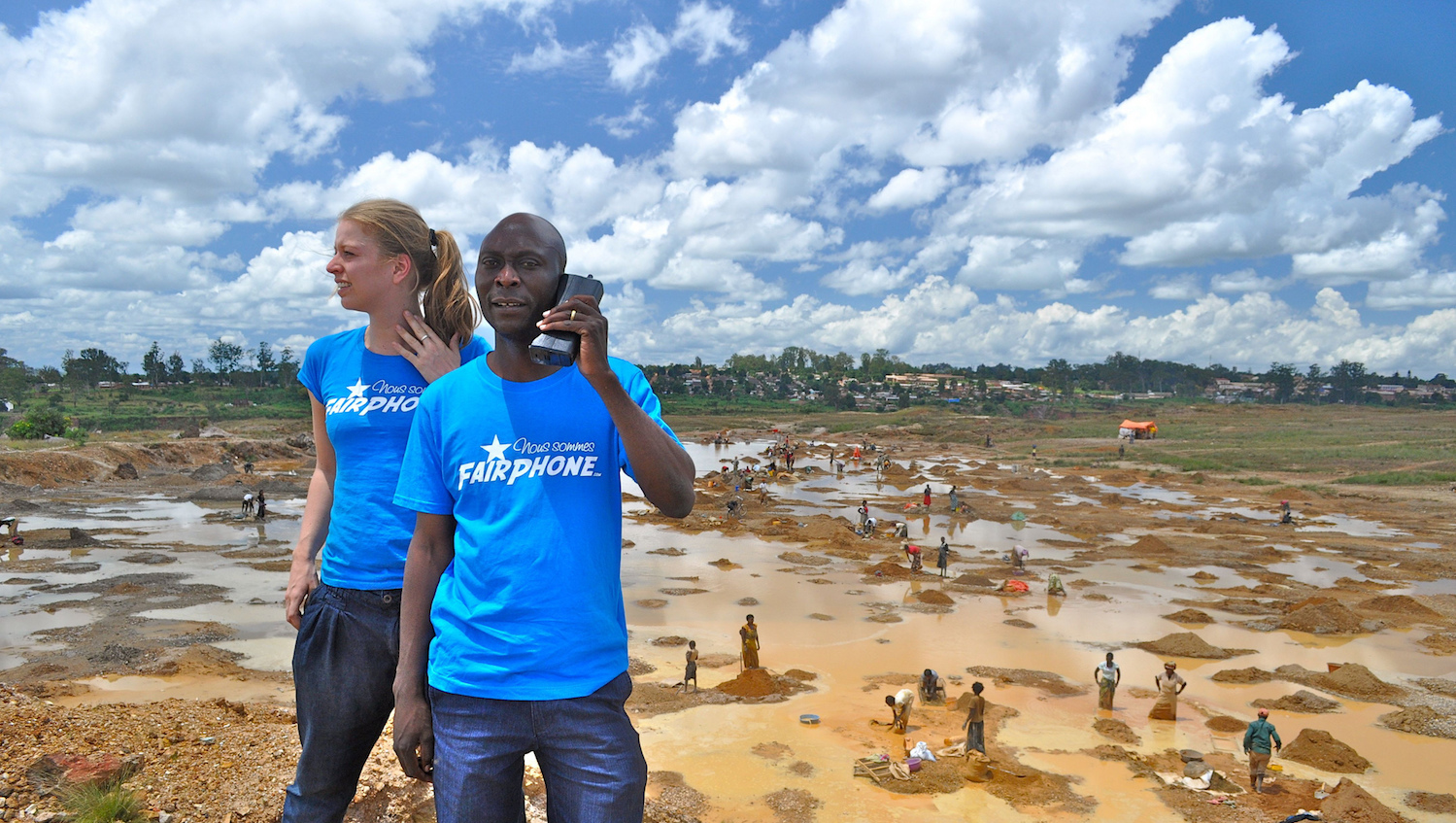 Fairphone raises €6.5 million and hires Tony's Chocolonely 'First Lady' to up its impact