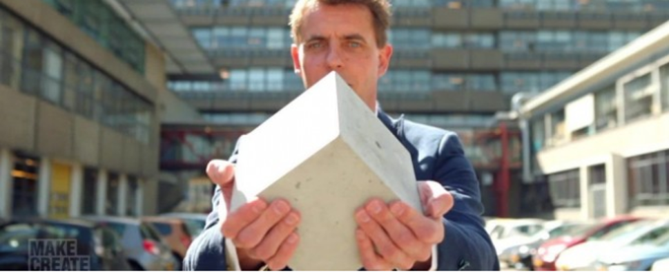 Self-healing concrete startup Green Basilisk raises seed money from SHIFT Invest