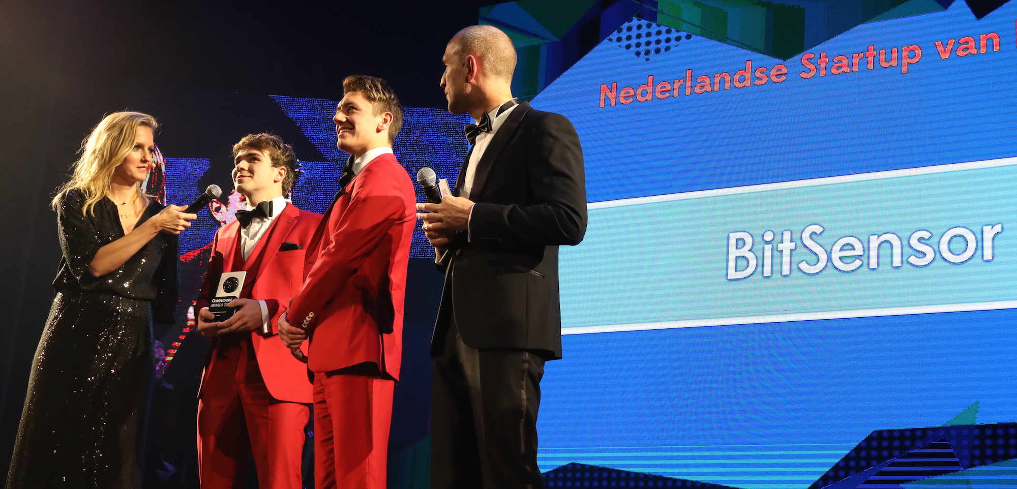 Bitsensor wins Computable Startup Award