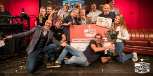 Sprout Challenger 2017 winner: SciSports