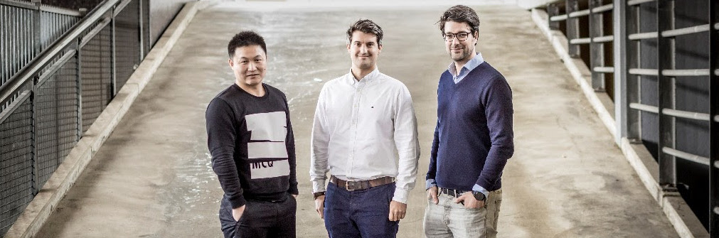 Tech startup ParkBee raises €5M from Statkraft Ventures and InnovationQuarter